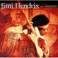 Cover Jimi Hendrix - Live At Woodstock [DVD]